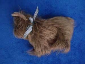 WIZARD OF OZ DOROTHY PLUSH BIG DOG TOTO RUBIES HALLOWEEN COSTUME PROP