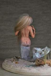 OOAK WATER FAIRY MERMAID INSPIRED BY GEMMA WARD  FAIRIES AND DREAMS
