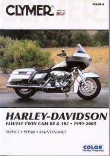 Harley Davidson Roadking Service Manual 1999   2005