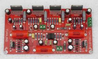 TDA7293 BTL Parallel 350W Mono Power Amp Borad Kit NEW