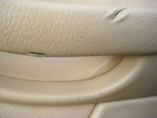 BMW E39 Right Rear Door Panel Beige Wood 525i 528i 540i