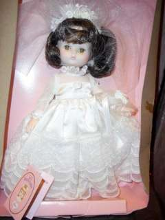VINTAGE 1989, LIL INNOCENTS BRIDE, EFFANBEE, 9 DOLL ADORABLE!!!!!