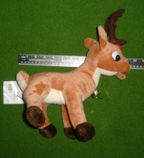 1998 CVS LARGE Misfit Doll Collection RUDOLPH Red Nosed Reindeer