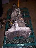 2004 Subaru Impreza STi 6 Speed Manual Transmission