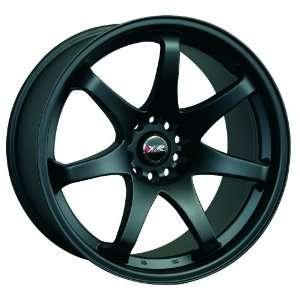 16x7 XXR 522 (Flat Black) Wheels/Rims 4x100/114.3