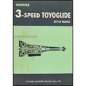 1968 1971 Toyota Crown Corona Mark II Auto Transmission 3