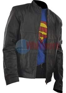 Cruise Minority Report Classic Black Leather Jacket