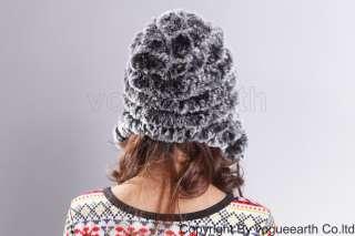 507 new real wool line rabbit fur 6 color hat /caps
