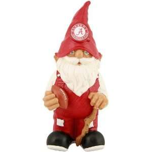 Alabama Crimson Tide Football Garden Gnome Sports
