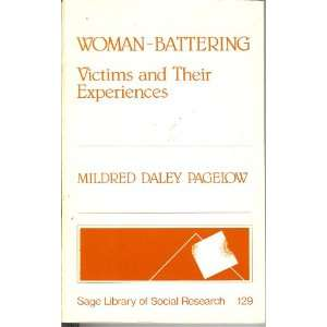 of Social Research) (9780803916821): Mildred Daley Pagelow: Books
