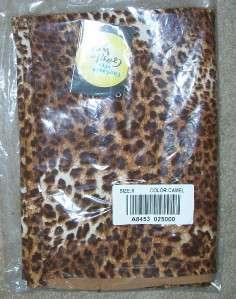 Animal Leopard Print Infinity Eternity Scarf 8 Ways to Wear