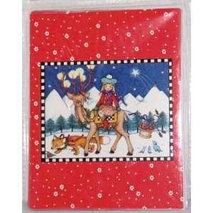 Mary Engelbreit Reindeer Holiday Cards