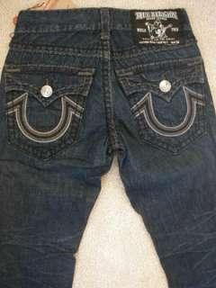 religion mens Ricky super T chain stitch jeans in Retribution