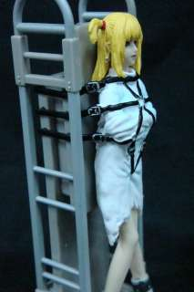 DEATH NOTE MISA AMANE STRAIGHT JACKET BOND FIGURE RARE