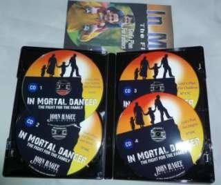 IN MORTAL DANGER 4 CD SET COMP NEW GODS PLAN FATHERS/CHILDREN/MOTHER