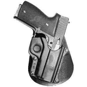 Paddle Holster Right Hand Black 3.5 Kahr K40 KA1RP
