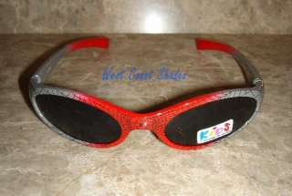 KIDS / CHILDRENS SPIDERMAN SUNGLASSES SILVER, RED 6788
