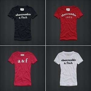 Abercrombie Kids Girls T Shirt NEW WITH TAGS