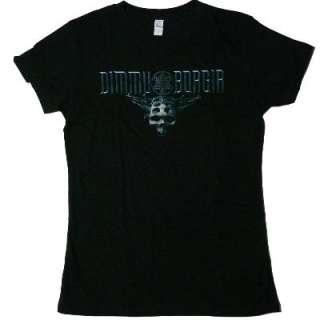 DIMMU BORGIR Abrahadabra Official GIRLS BABYDOLL SHIRT M L XL Black