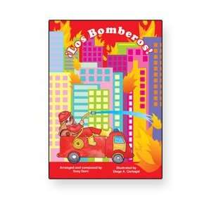 Bomberos Song Book (9780976401087) Susy Dorn, Diego Carbajal Books