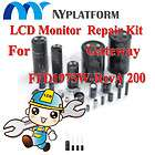 LCD CAPACITORS REPAIR KIT ACER AL2416W SD, LCD CAPACITORS REPAIR KIT