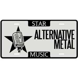 New  I Am A Alternative Hip Hop Star   License Plate
