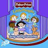 Little People Sing Along Favorites 22962 by Fisher Price CD, Jan 2002