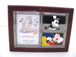 Jewlery Box Walt Disney Mickey Minnie Photo New