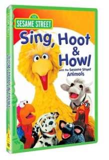 Sesame Street Sing Hoot And Howl Vhs Sesame Songs Sing, Hoo...