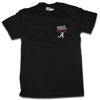 Alabama Crimson Tide T Shirts   Best Seat In The House   T Shirt Color