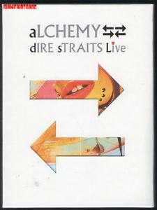 Dire Straits Alchemy Live Thai Limited 2 CD & DVD NEW