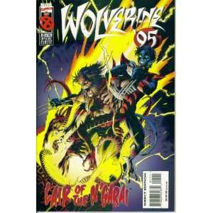 Wolverine 95 #1 : Lair of the NGarai (Marvel Comics