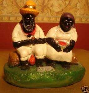 Velhos Viehos Viejos Pretos Statue Santeria Umbanda