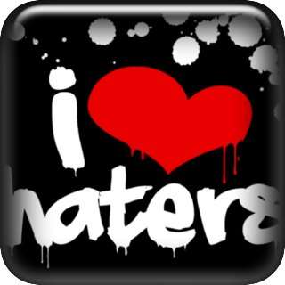 I Love Haters Theme: Appstore for Android
