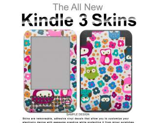 FAIRY DREAM Kindle 3 Skin Case Cover Decal