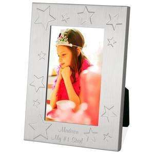 Personalized Star Photo Frame Baby