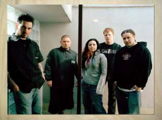 AN1155 rock band Evanescence Amy Lee POSTER