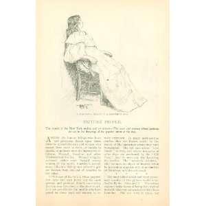 1897 Art Models of New York: Everything Else