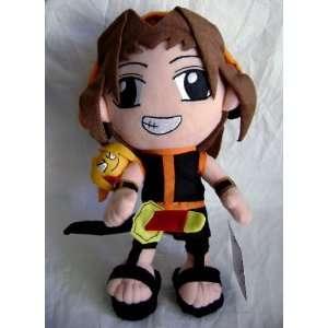 Shaman King: Yoh Asakura 12 inch Plush: Toys & Games