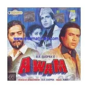 Awam Ashok Kumar, Rajesh Khanna Movies & TV