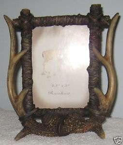 UNIQUE WESTERN PICTURE FRAME