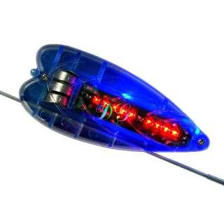 Mountain Bike Bicycle Flash Light LED Wheel Spoke Alarm