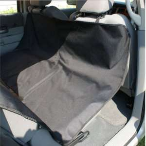 Pet Hammock Black Car Seat Cover and Protector for Pets