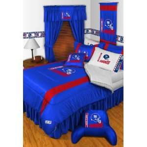 Sidelines Comforter & Sheet Complete Bedding Set