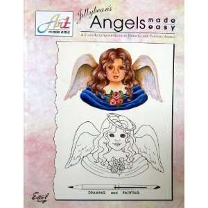 Guide to Drawing Angels and Painting Angels (Art Made Easy): Books