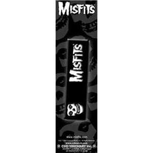 THE Misfits Skull Logo Music Band Rubber Bracelet