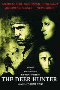 The Deer Hunter 27 x 40 Movie Poster Robert De Niro E