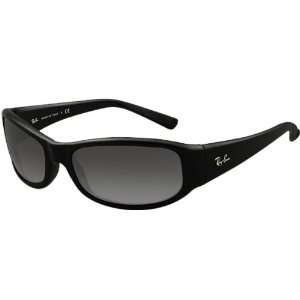 Ray Ban RB4137 Fast & Furious Casual Sunglasses   Black/Grey Gradient