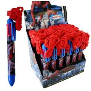 pen   portable and convenient Spider man 3 Rope Pen Toys & Games