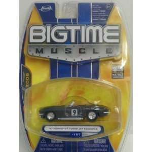 Jada Toys 1/64 Scale Diecast Dub City Big Time Muscle 1967 Corvette